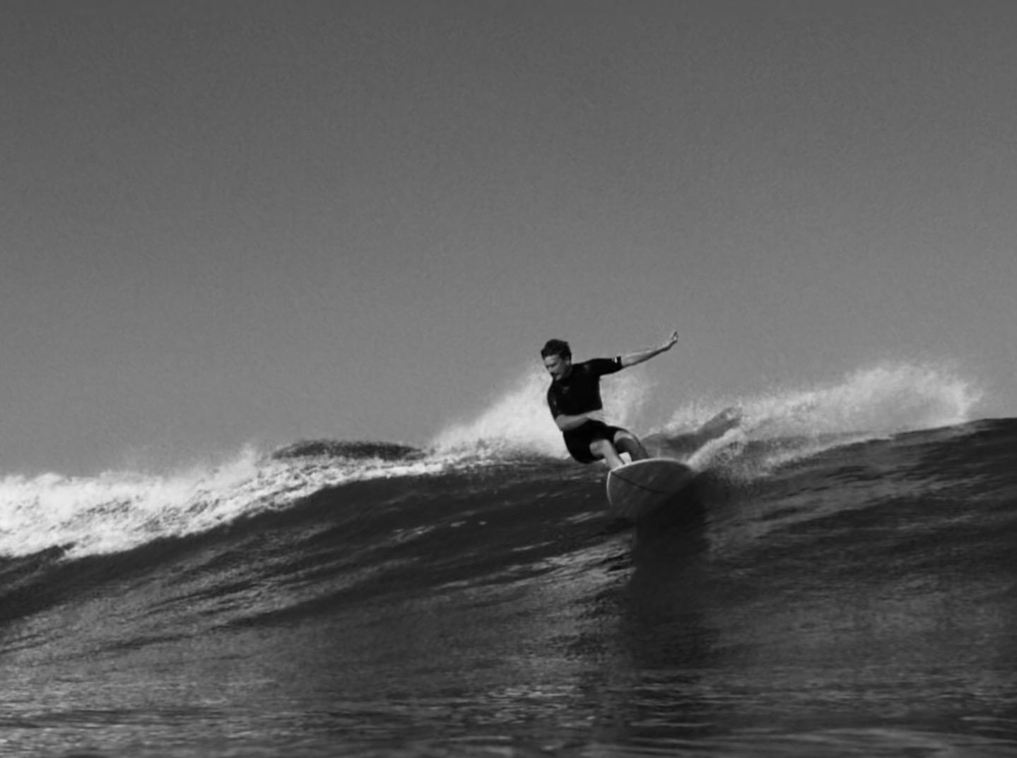 Vincent Lemanceau, surfer