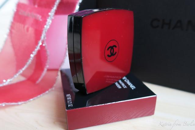 highlighter chanel red box