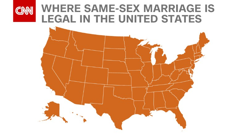 USA GAY MARRIAGE AGE