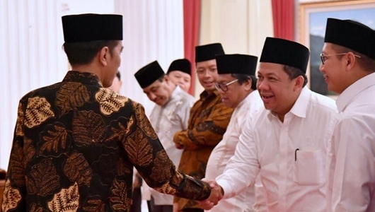 Fahri Cerita Jokowi Berpikir Terpilih Lagi Sejak Tahun ke-2, TKN: Fitnah!
