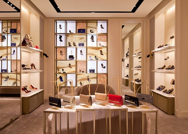 a56ae4d5bcd mylifestylenews: JIMMY CHOO Reopens New Bond Street Store