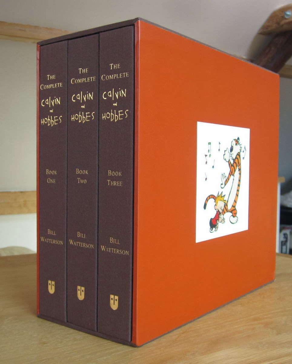 CALVIN AND HOBBES COLLECTION EPUB
