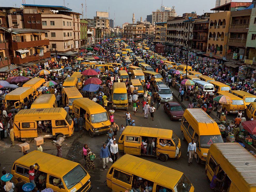 Lagos and Abuja make 2017 list of top 20 worst cities to live on earth