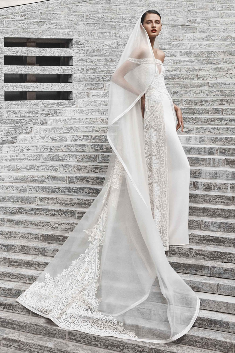 Naeem Khan Bridal Fall/Winter 2019 Collection