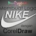 Tutorial CorelDraw Dasar - Membuat Logo NIKE dengan CorelDraw
