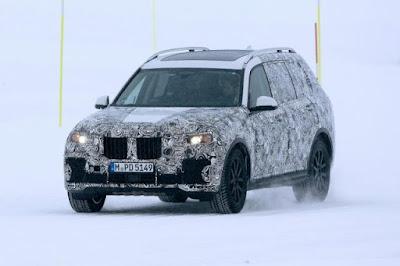 2018 BMW X7: Prix, Date de sortie,