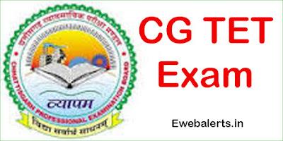 CG TET Exam