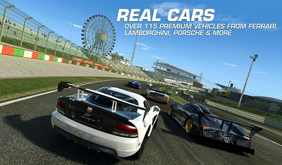 Game mod Real Racing 3 Apk