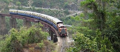 टॉय ट्रेन