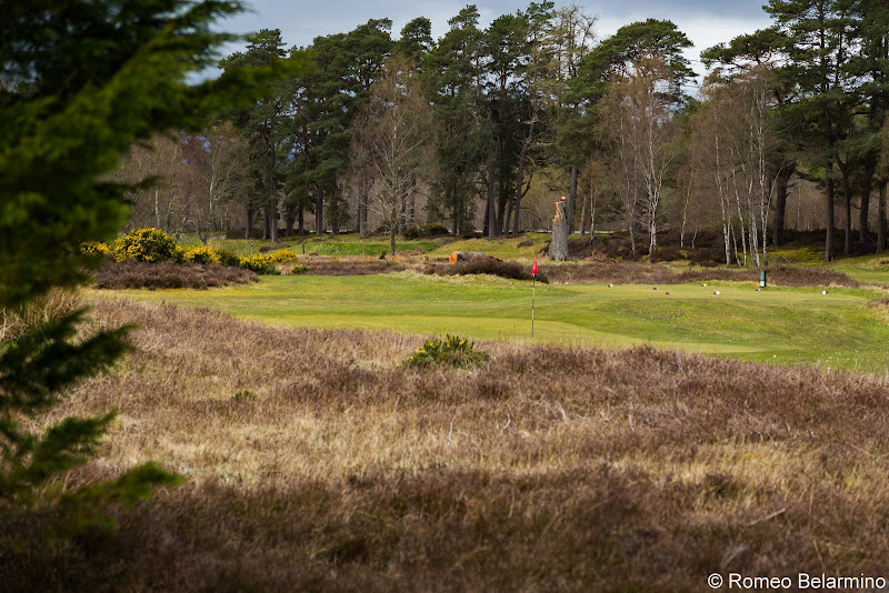 Fort Augustus Golf Club Hole 12 Top Scottish Golf Courses
