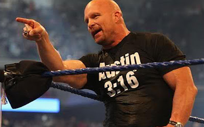 Stone Cold at WrestleMania 32
