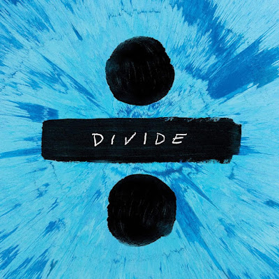 "Ed Sheeran's ""Divide"" Holds #1 Spot In The UK"