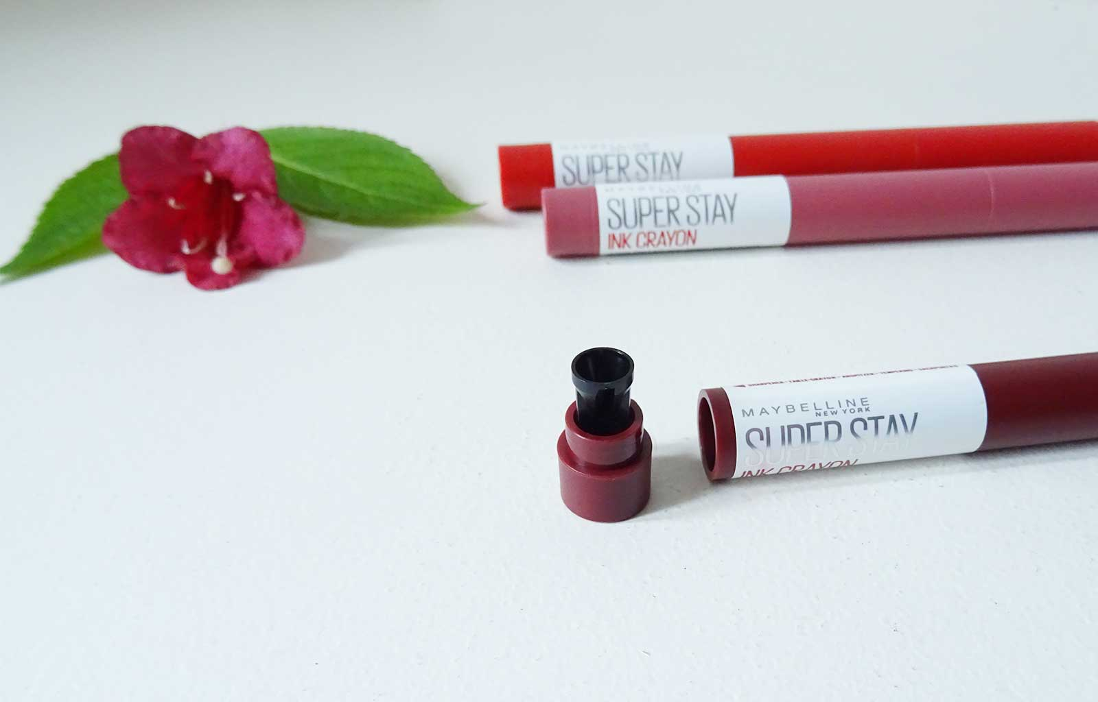 Superstay Ink Crayon Maybelline