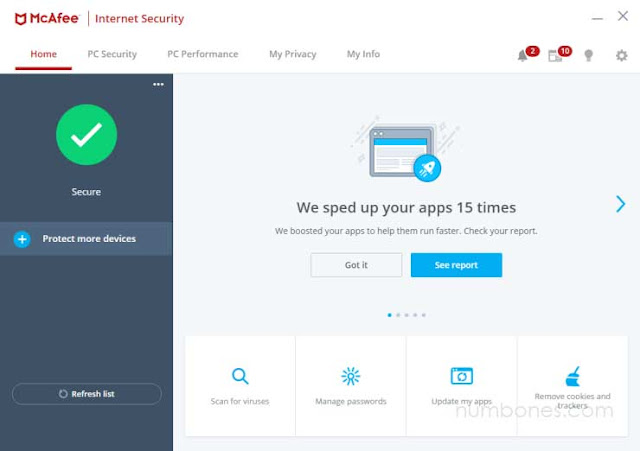 McAfee   Antivirus: Definition,Types, and Examples