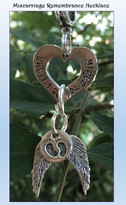 click here for the miscarriage memorial necklace