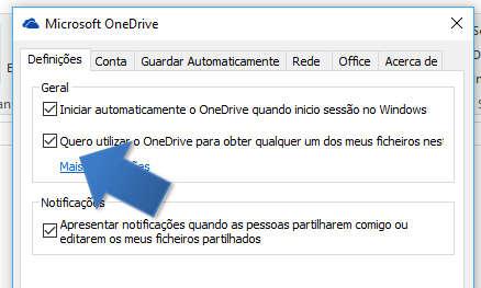 Como acessar arquivos do PC pela internet usando o OneDrive
