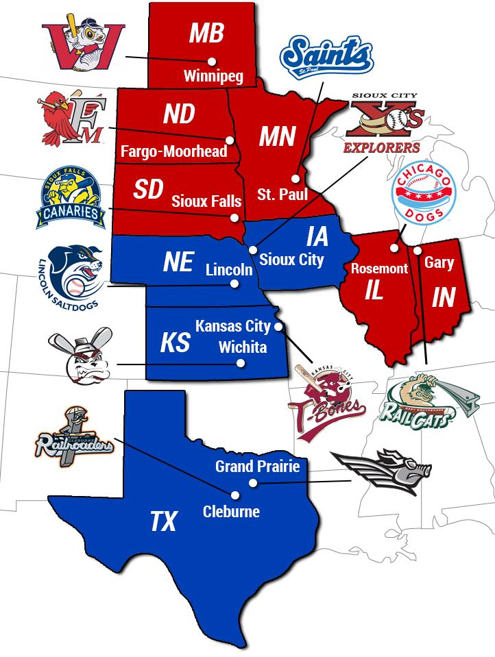 Baseball Team Map : baseball, September, Borchert, Field