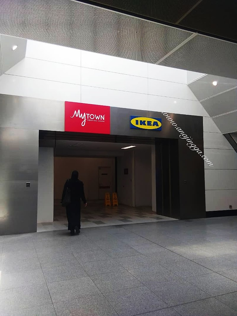 Kini Lebih mudah ke Ikea Cheras dengan MRT