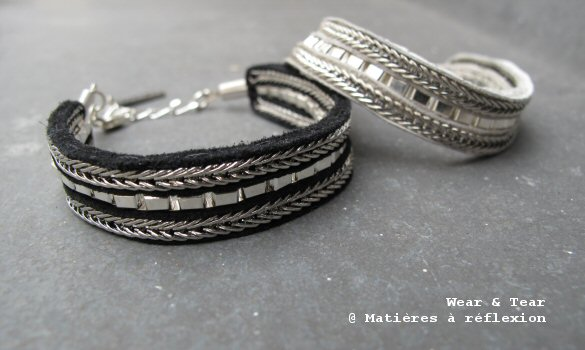 bracelet wear tear it rocks mati res r flexion paris. Black Bedroom Furniture Sets. Home Design Ideas