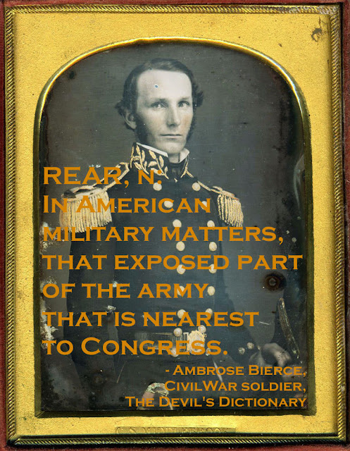 Armchair General and other stories of The Better Defense. marchmatron.com