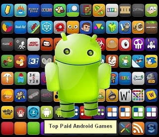 Top Paid Android Games Download