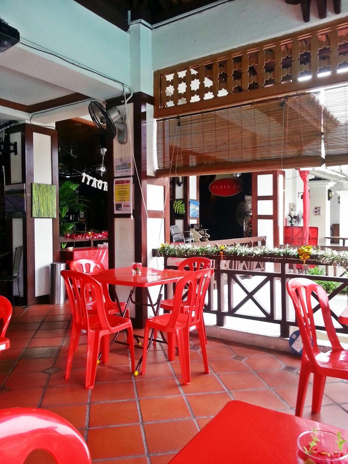Venoth's Culinary Adventures: Mandolin Cafe at Sri Damansara