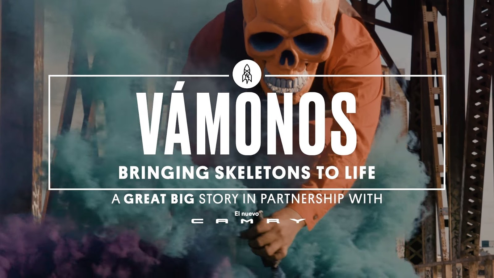The Artist Bringing Vibrant Skeletons to Life