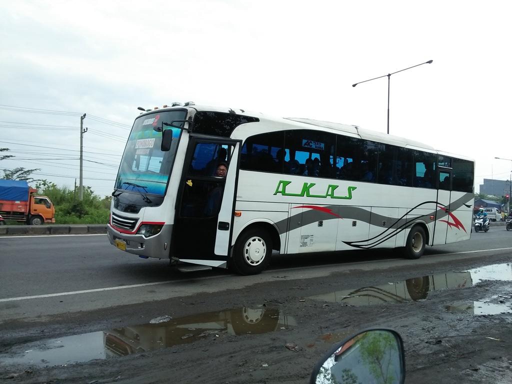 Bus Akas Surabaya Ponorogo Catatan Harian Qc Inspector