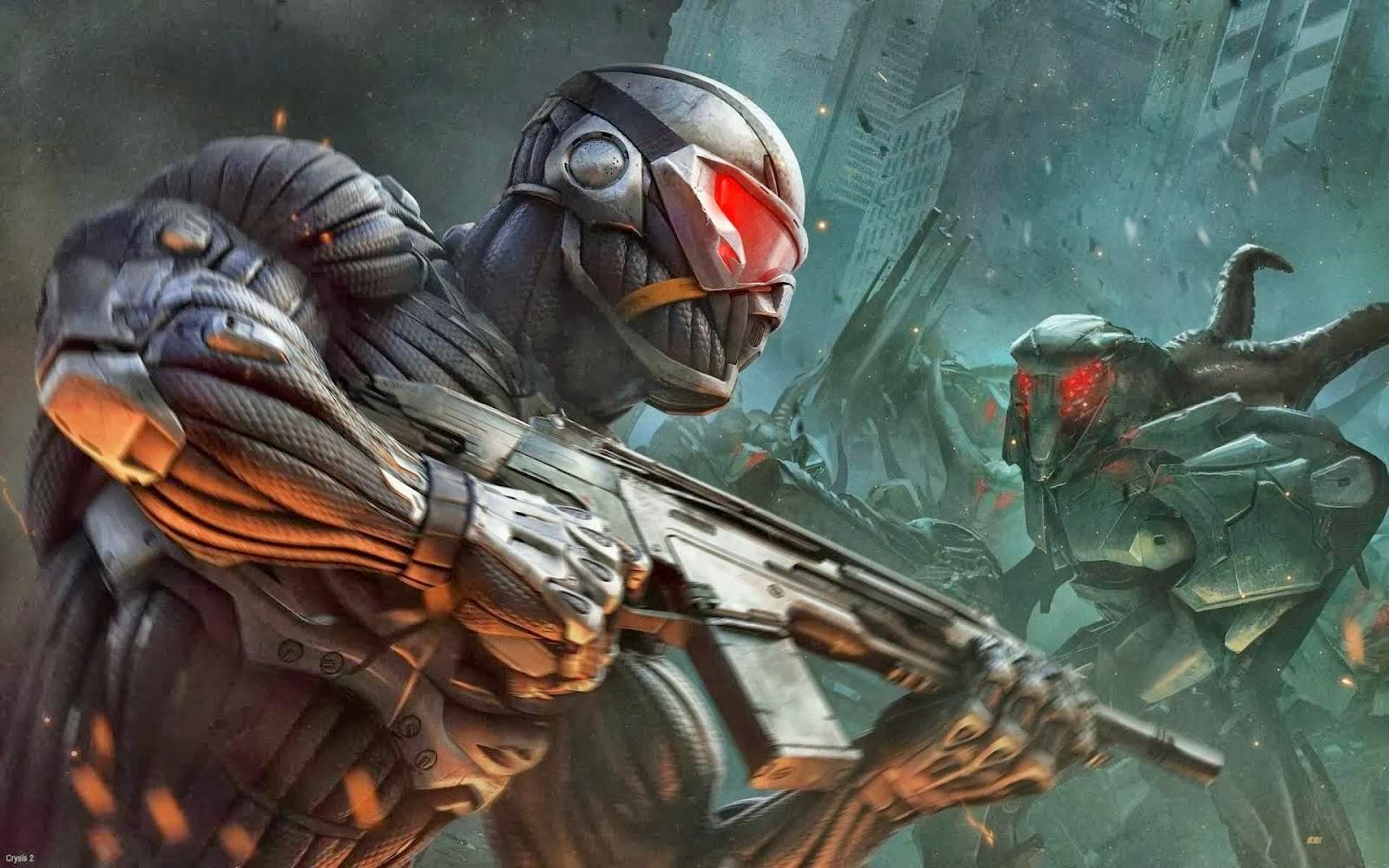 Papel De Parede Game Crysis 3