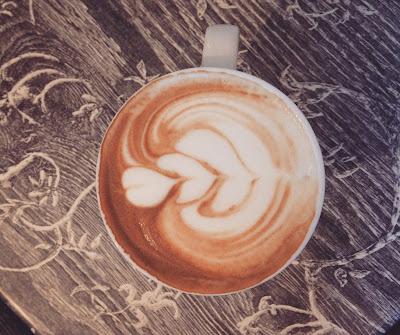 Kilau coffee latte - Feb 2017