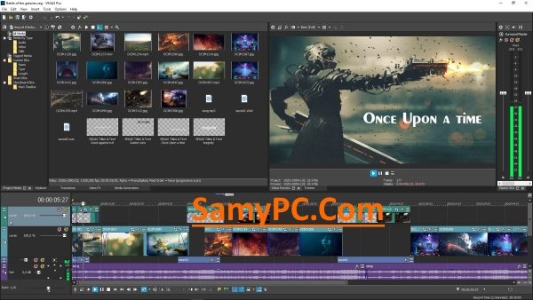 MAGIX VEGAS Pro Free Download Full Version