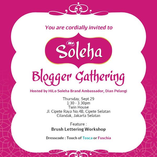 Tetap Aktif dan Kreatif bersama Hilo Soleha dan Living Loving Net