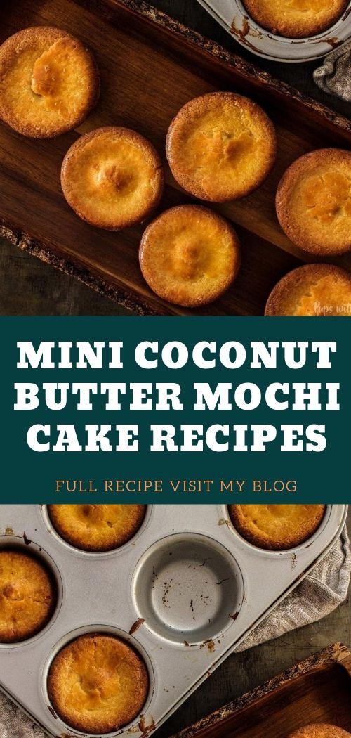 Mini Coconut Butter Mochi Cake Recipes, Hawaiian food,  Easter desserts ideas,  Marshmallow fruit salad,  Hawaiian fruit salad,  Easter dinner,  Marshmallow salad recipe,  Mochi recipe easy,  Diy mochi,  Coconut mochi,  Dessert recipes,  Mochi cake,  Butter mochi. #mochi #coconut #butter #cake #recipes