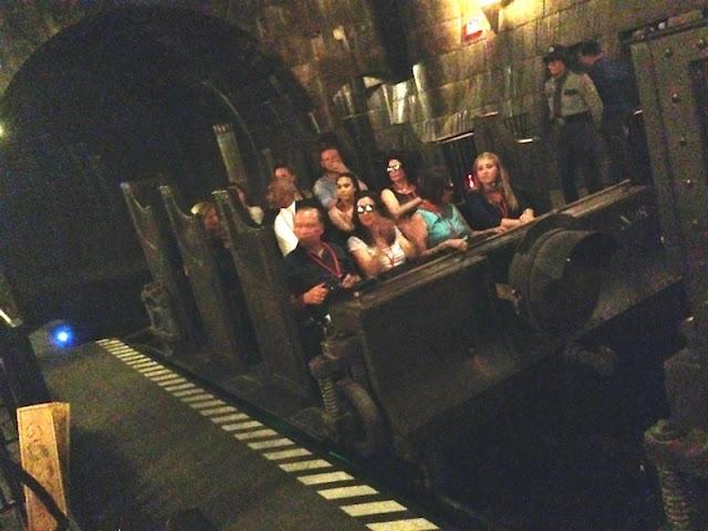 Parque temático de Harry Potter amplia sus atracciones. Su nueva atracción es El Escape de Gringotts