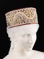 ロシアンスタイルのニット帽,knitting hat in Russian style,俄罗斯样式的针织帽子,