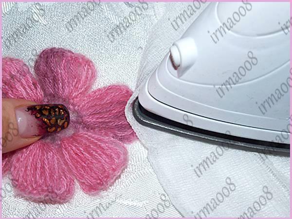 Flores Delicadas de Crochet Tutorial
