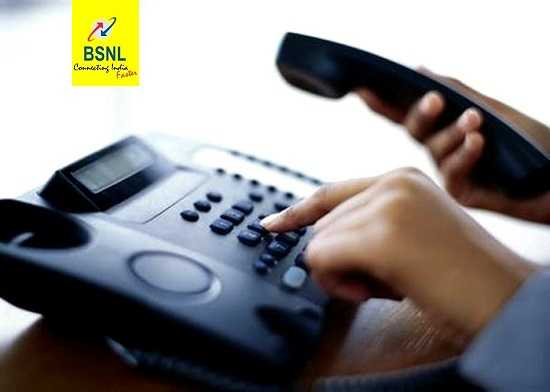 BSNL extended Annual Landline Plans LL 1200 & LL 1500 with unlimited free calls for a period up to 30th May 2018 on PAN India basis