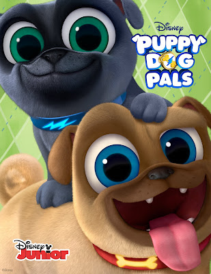 Puppy Dog Pals [2019] [DVD R1] [Latino]