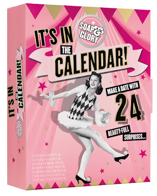 Soap & Glory It's In The Calendar 2018