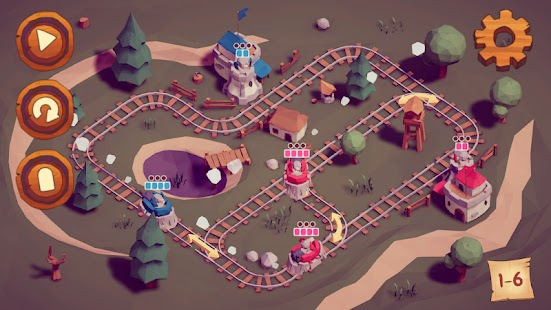 Rail lords Apk Free on Android Game Download