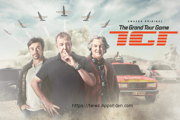 Gamescom 2018: Amazon announces The Grand Tour Game for PlayStation 4 and Xbox One