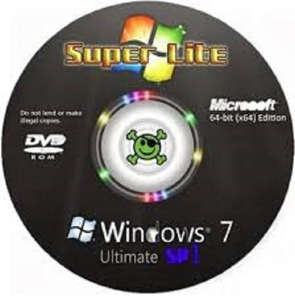 تحميل ويندوز سفن المخفف 2018 | Windows 7 Ultimate 2018 x64 Super Lite