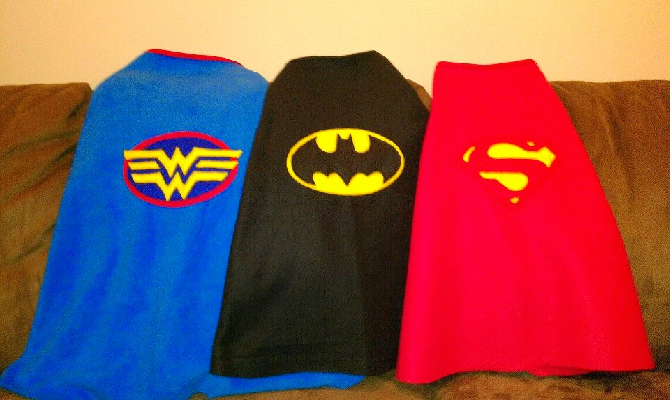diy superhero cape template - diy superheroes capes oh my fiesta in english