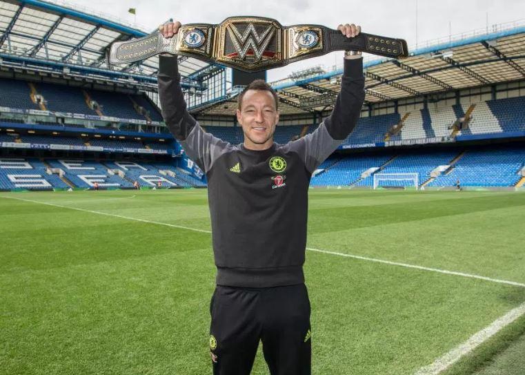 Kerasnya Jhon Terry hingga Mendapatkan Gelar gulat WWE