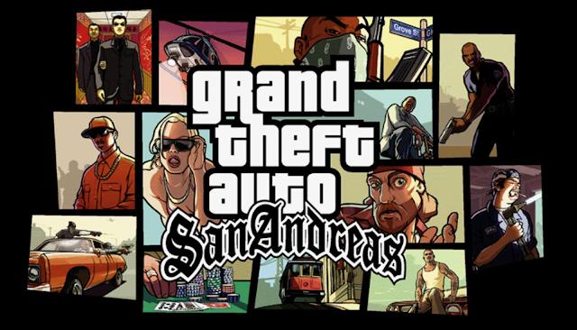 GTA San Andreas Lite