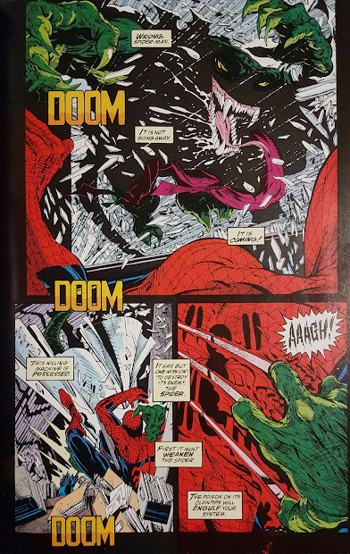 Junk Food Thought Spider-man Todd Mcfarlane Omnibus