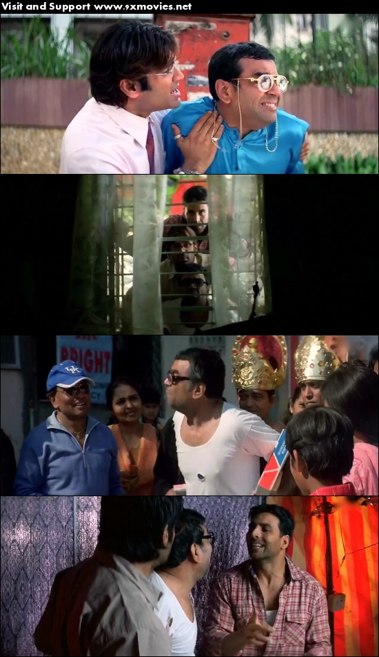 Phir Hera Pheri 2006 Hindi 480p HDRip