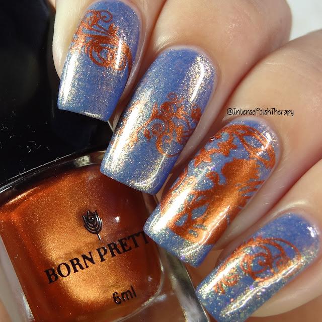 BornPrettyStore | Stamping Polish #97