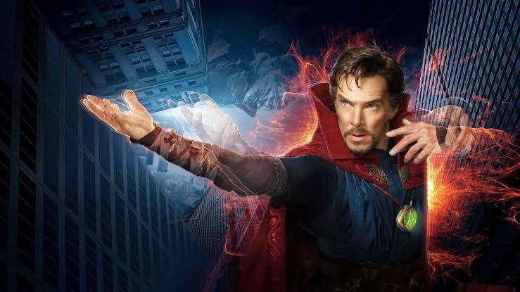 Arte conceitual mostra como Doutor Estranho quase usou truque da Anciã em Thanos durante Vingadores: Ultimato