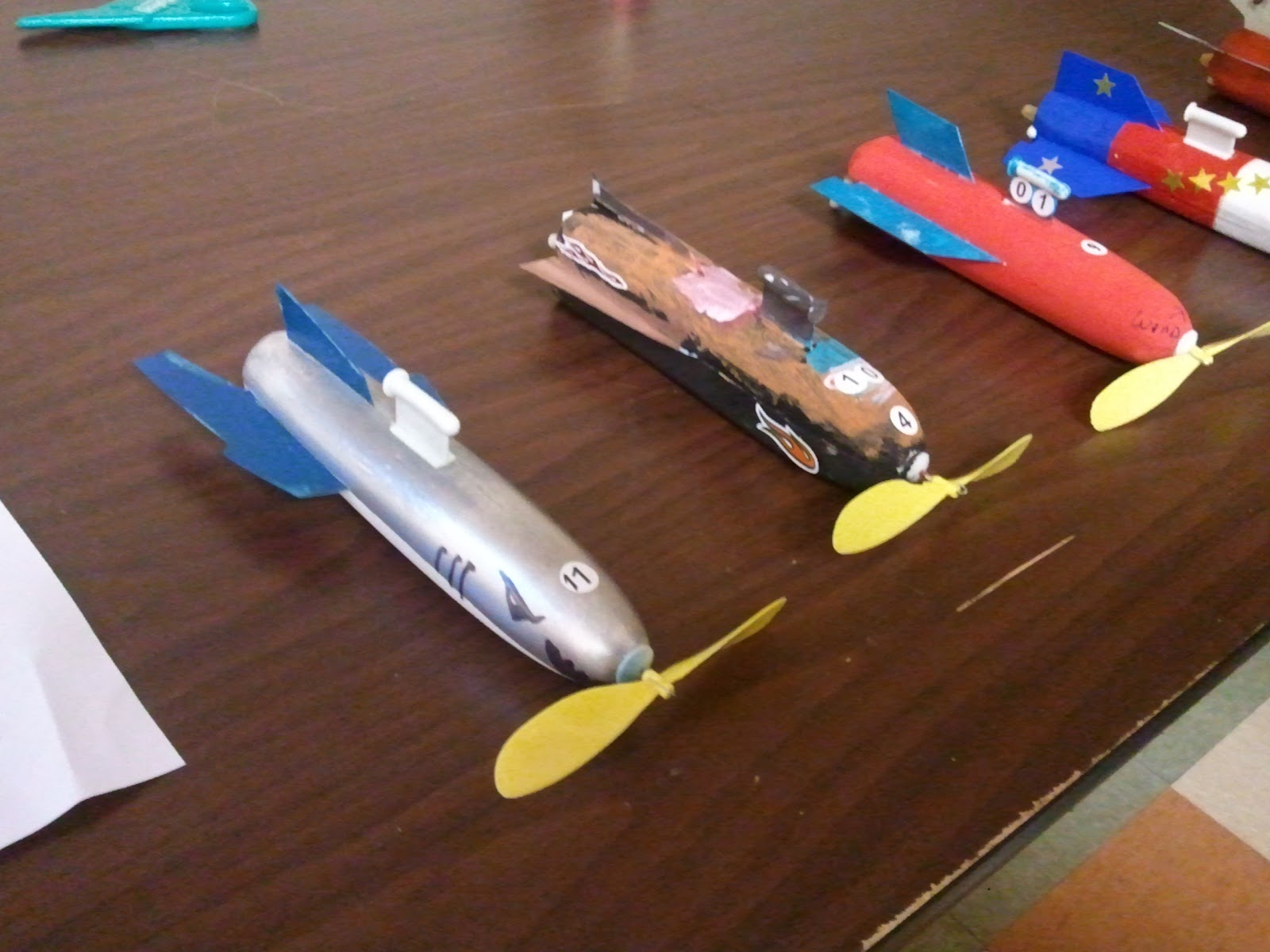 Cub Scout Space Derby Rocket Ideas (page 3) - Pics about space